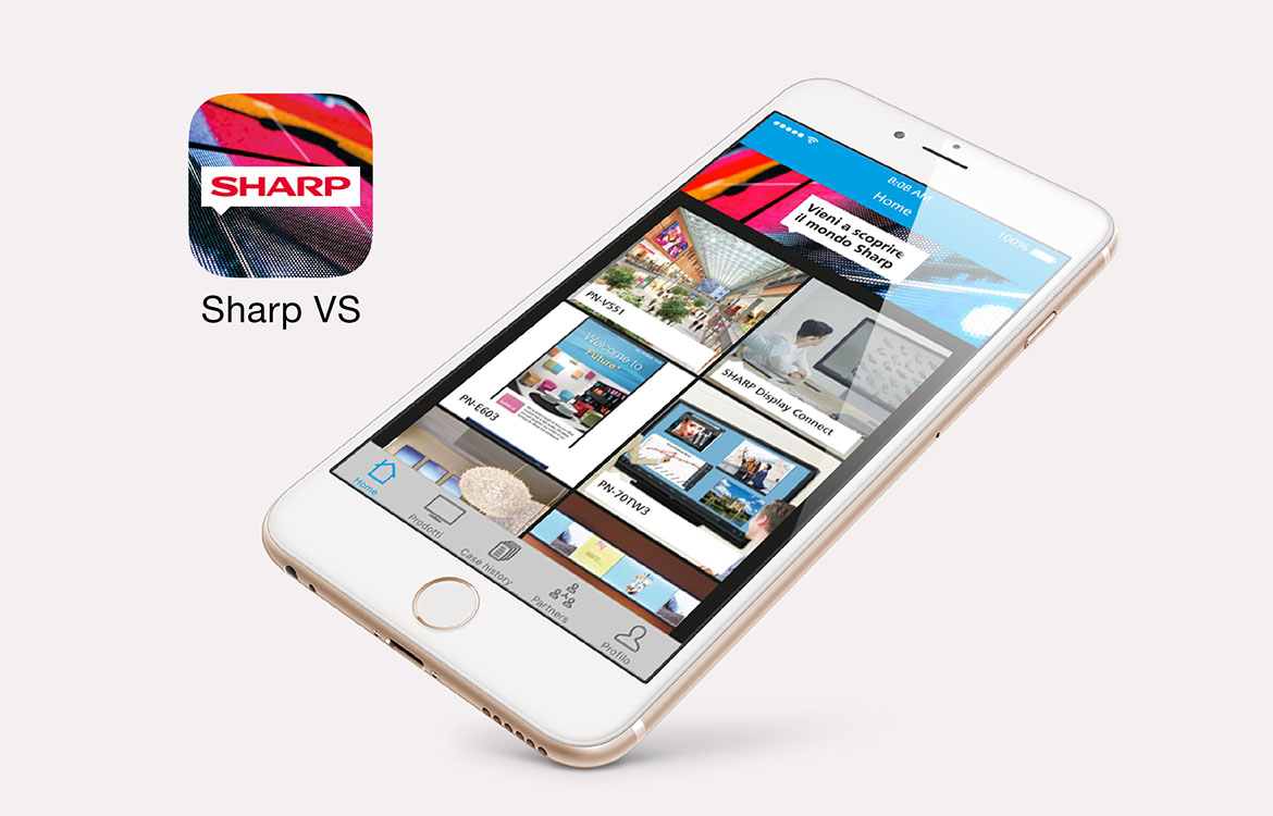 Sharp Visual Solutions