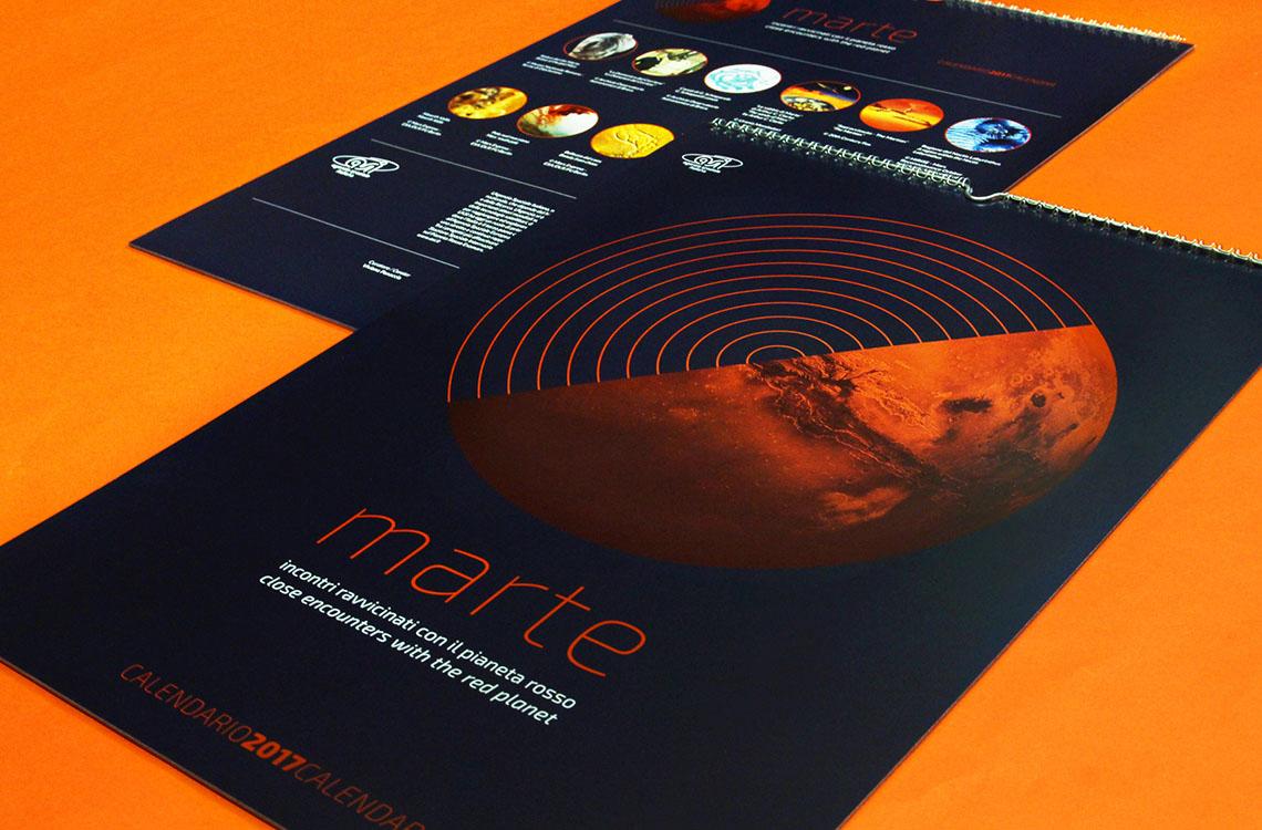 Calendario Marte